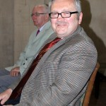 Olton Friary Choir member Brother Fedor Iwanciw (North Warwickshire Circle)
