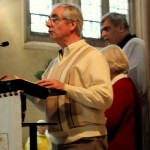Brother Mike Sherrard (Droitwich and District Circle) : The First Reading