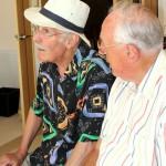 Gerry Poole and Bro Kit Morton.
