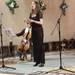 Fiona Krober with Lizzie Madden on cello - Quello che Faro