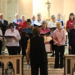 Olton Friary Choir - The Lord Bless You and Keep You