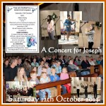 Olton Friary Music Evening - Joseph Lockington