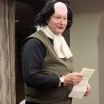 Benjamin Franklin aka Bro Phil Rogerson